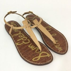 Sam Edelman GIGI Sandals tan brown shoes